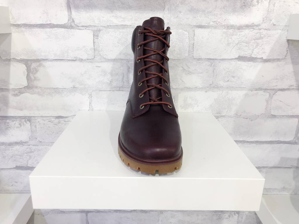 Timberland Jayne 6-inch Waterproof Boots Burgundy