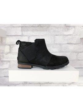 Sorel Footwear Emelie Chelsea Black