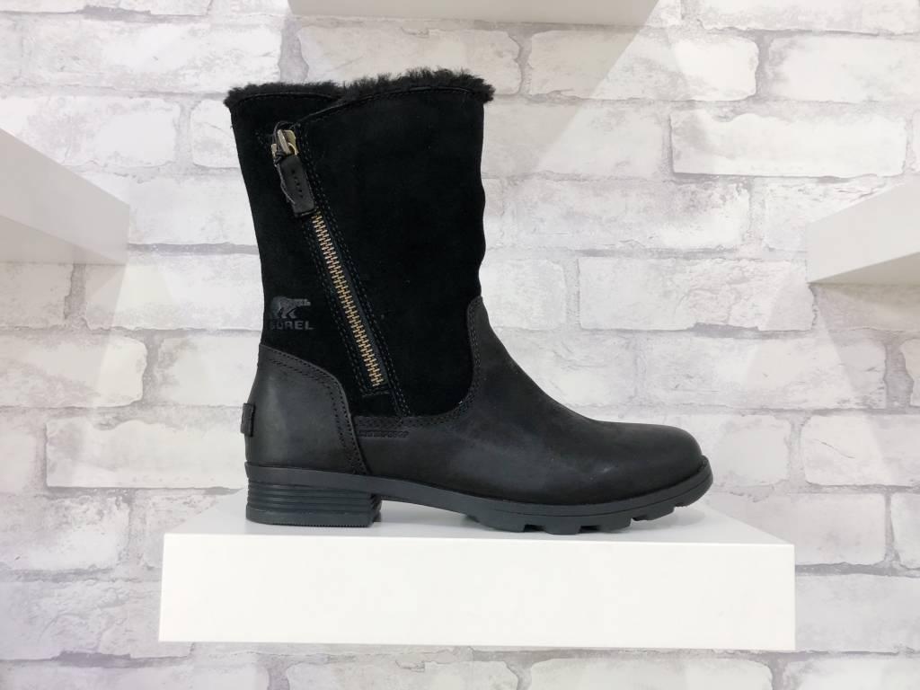 Sorel Footwear Emelie Foldover Black
