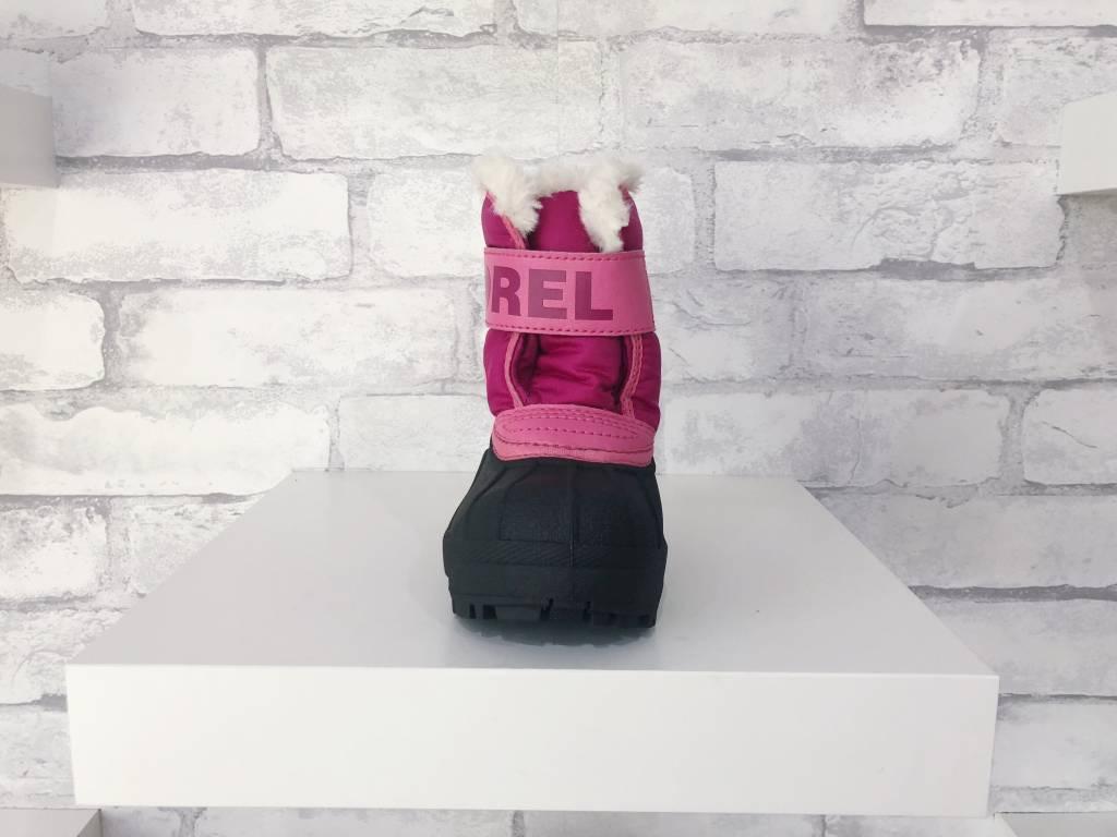 Sorel Footwear Toddler Snow Commander Tropic Pink