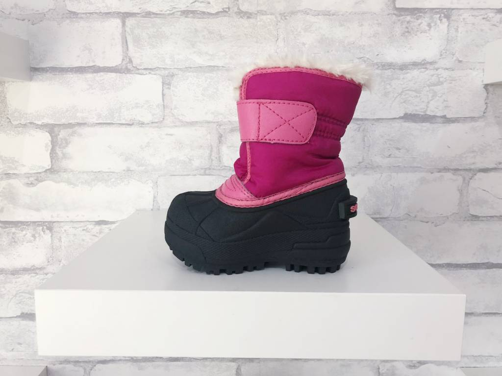 Sorel Footwear Toddler Snow Commander Tropic Pink