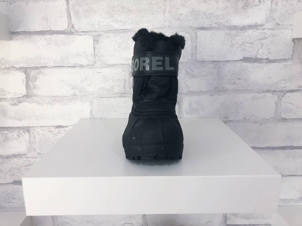 Sorel Footwear Toddler Snow Commander Black