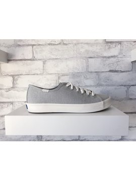 Keds Keds Kickstart Mini Chambray Grey
