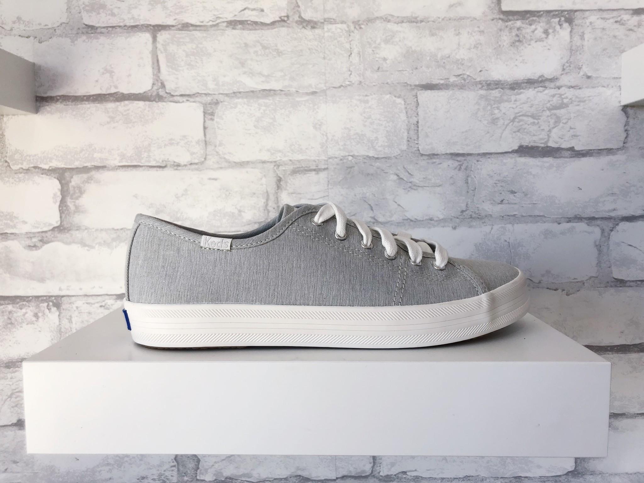Keds Keds Kickstart Mini Chambray Grey