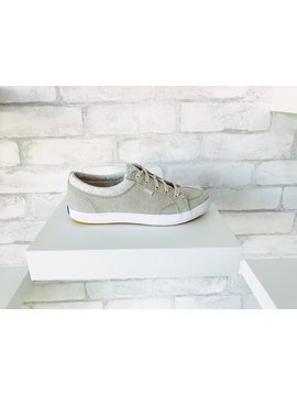 Keds Keds Center Chambray Gray