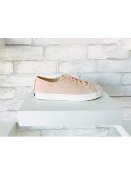 Keds Kickstart Nubuck Light Peach