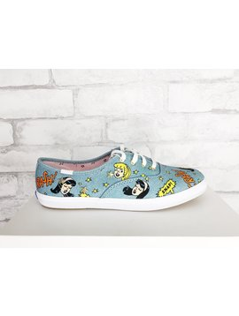 Keds Betty x Veronica Champion Pop Indigo
