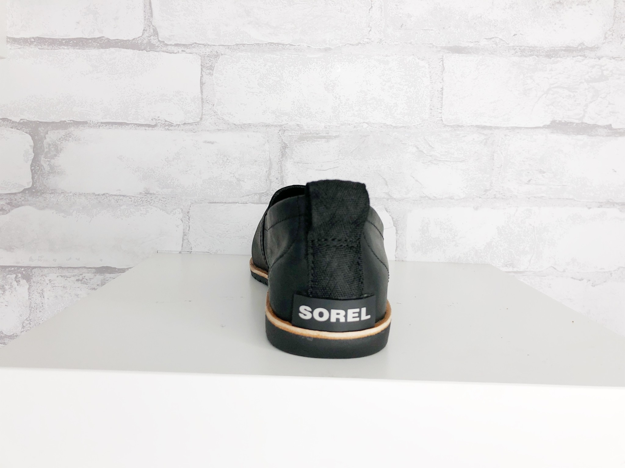 Sorel Footwear Ella Slip On Black