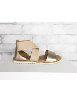 Sorel Footwear Ella Sandal Warm Gold