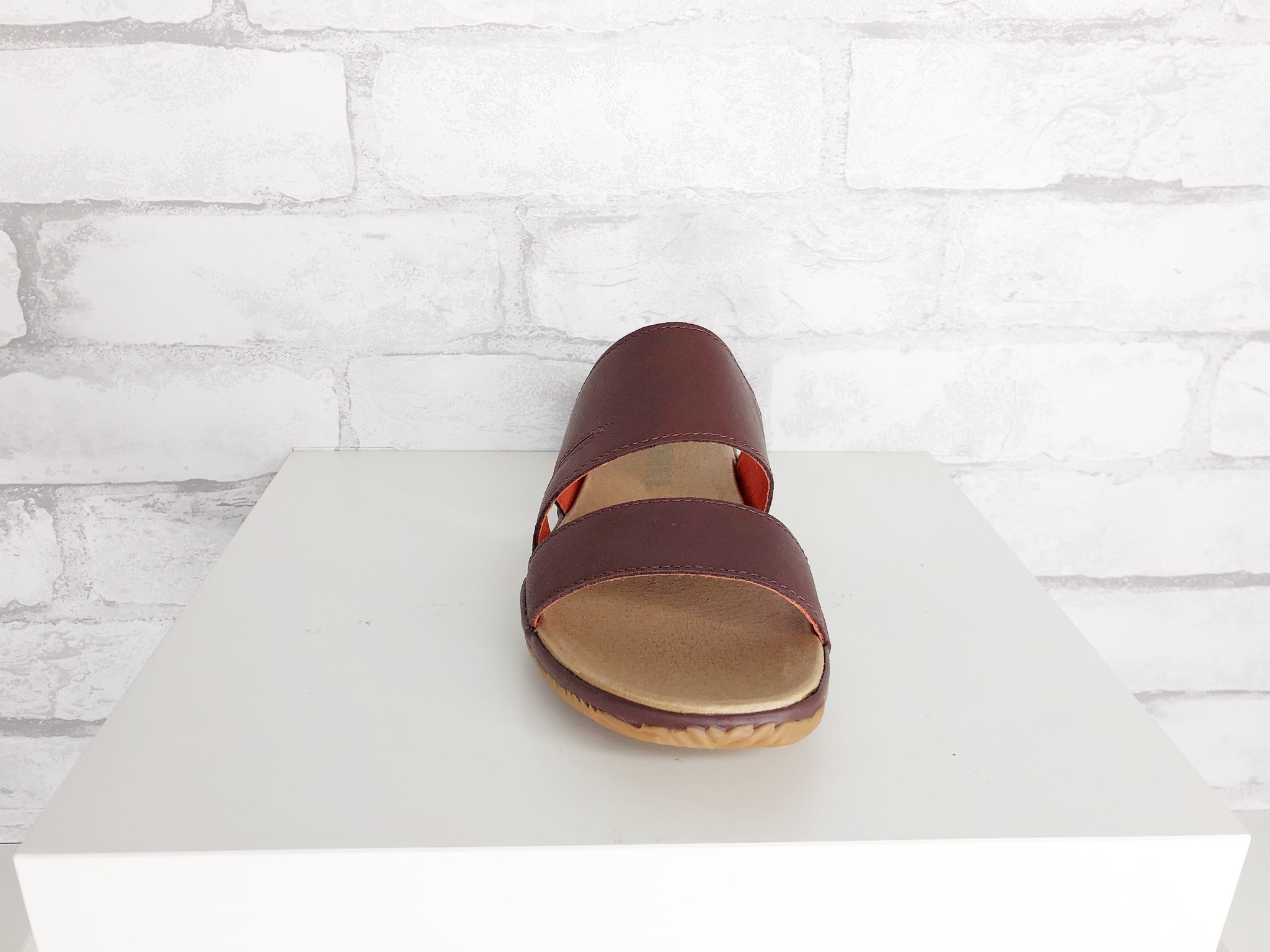 Sorel Footwear Out N About Plus Slide Elderberry