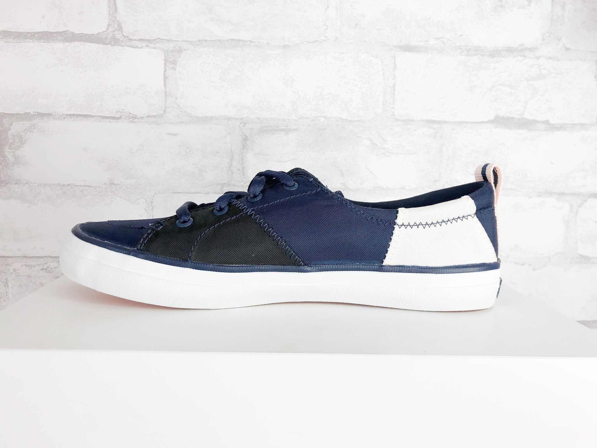 Sperry Crest Vibe Bionic Navy/Pink