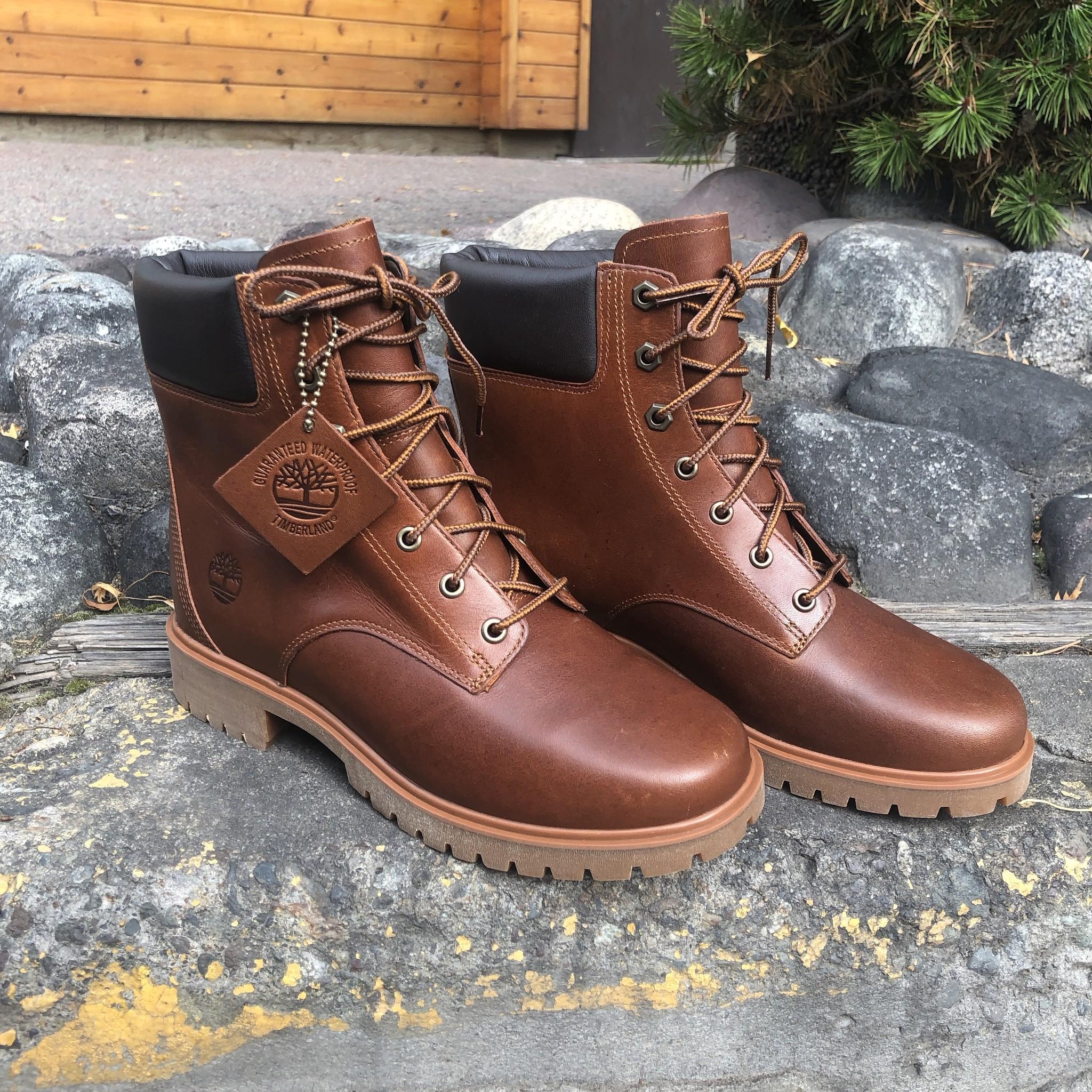 Timberland Jayne 6-inch Waterproof Boots Brown