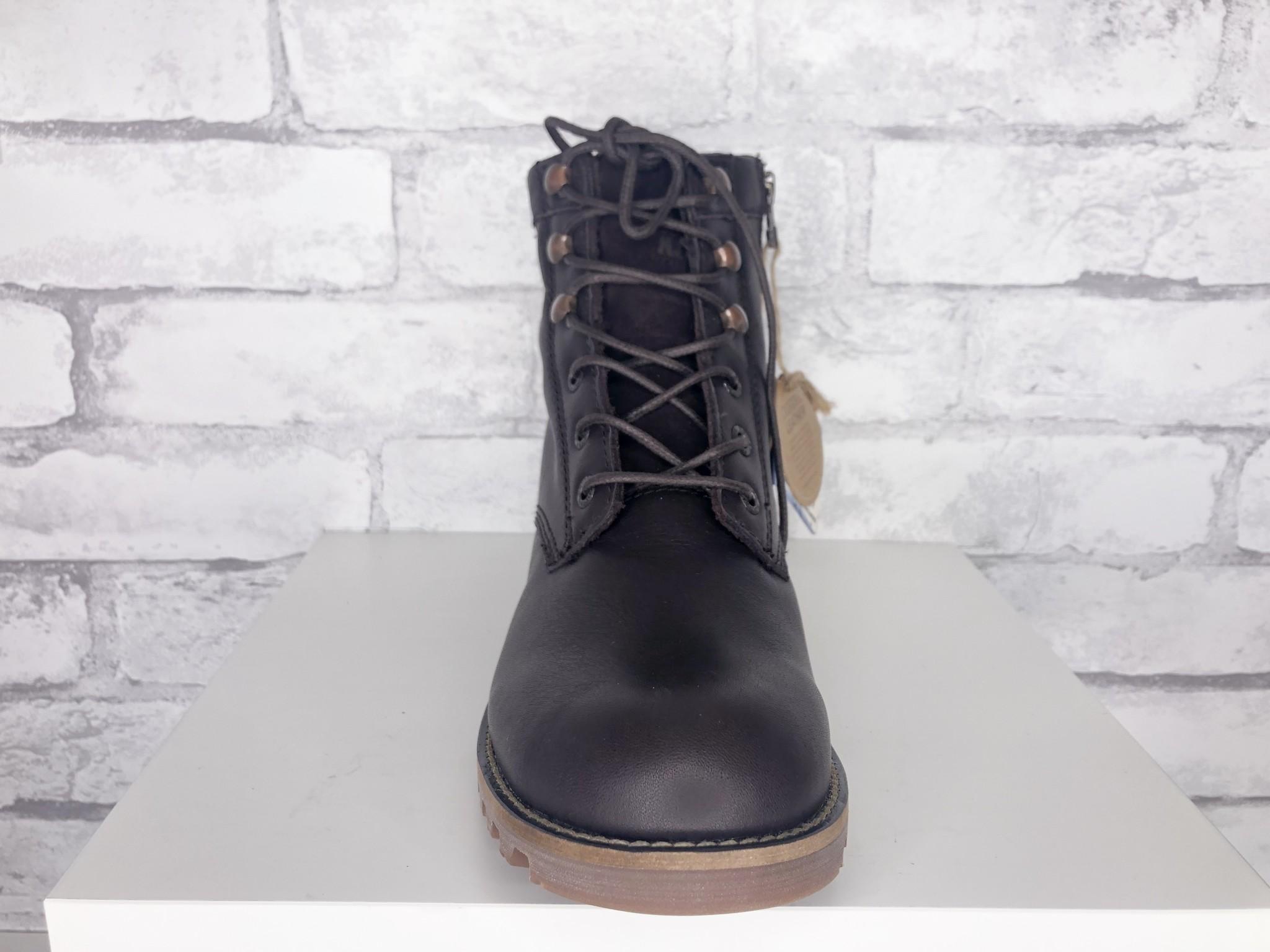 Kodiak Boots Mahone Eggplant