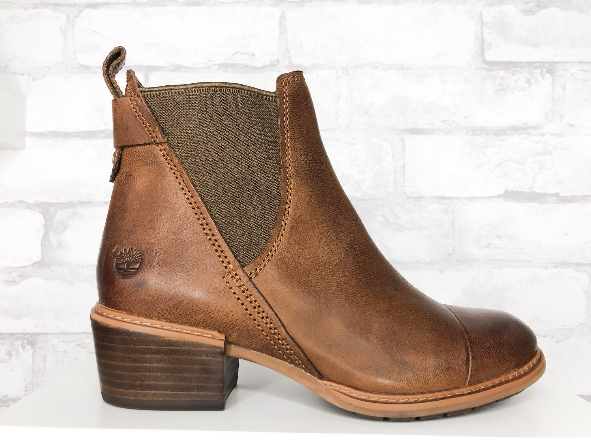 Timberland Sutherlin Bay Chelsea Med Brown