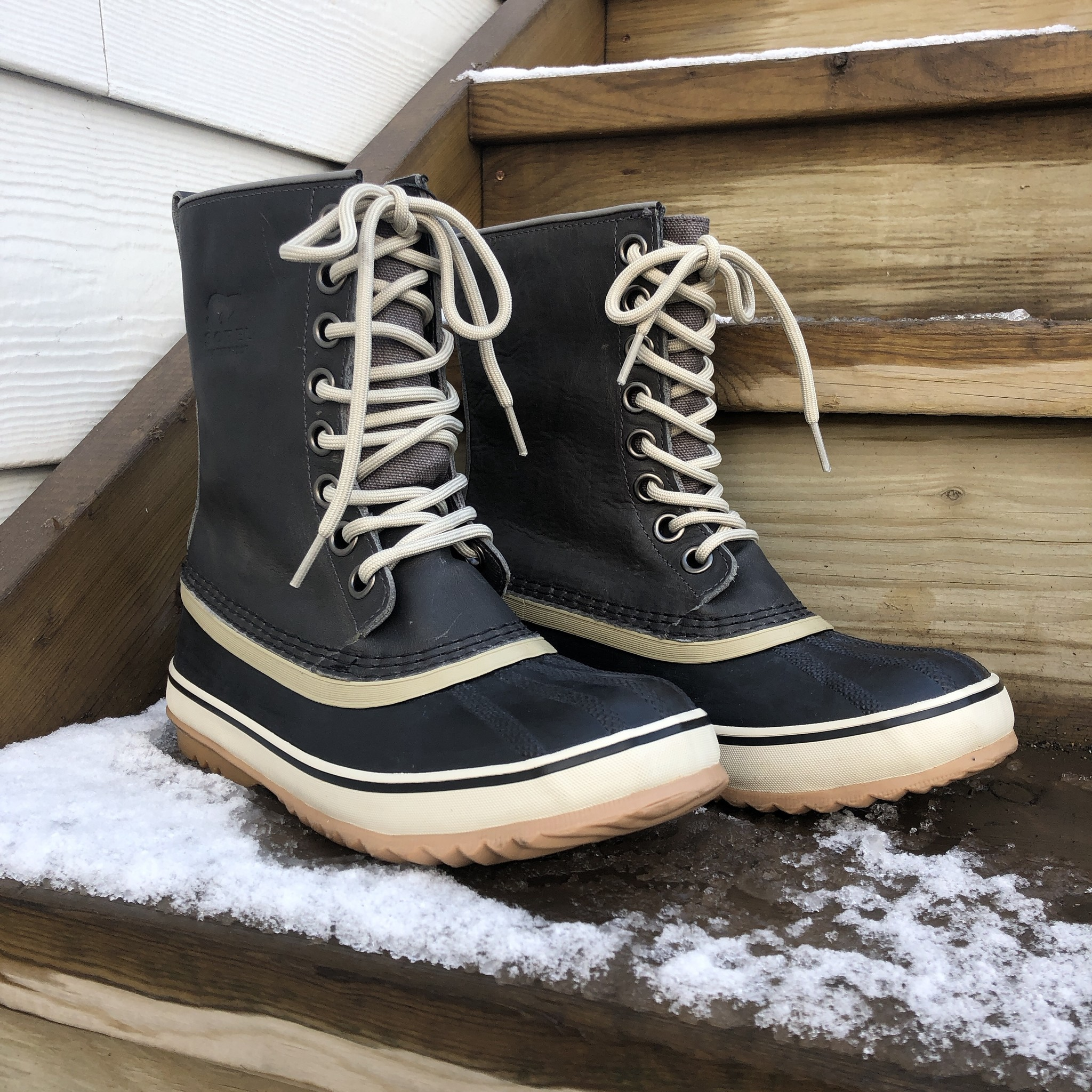 Sorel Footwear Sorel 1964 Premium Leather Quarry