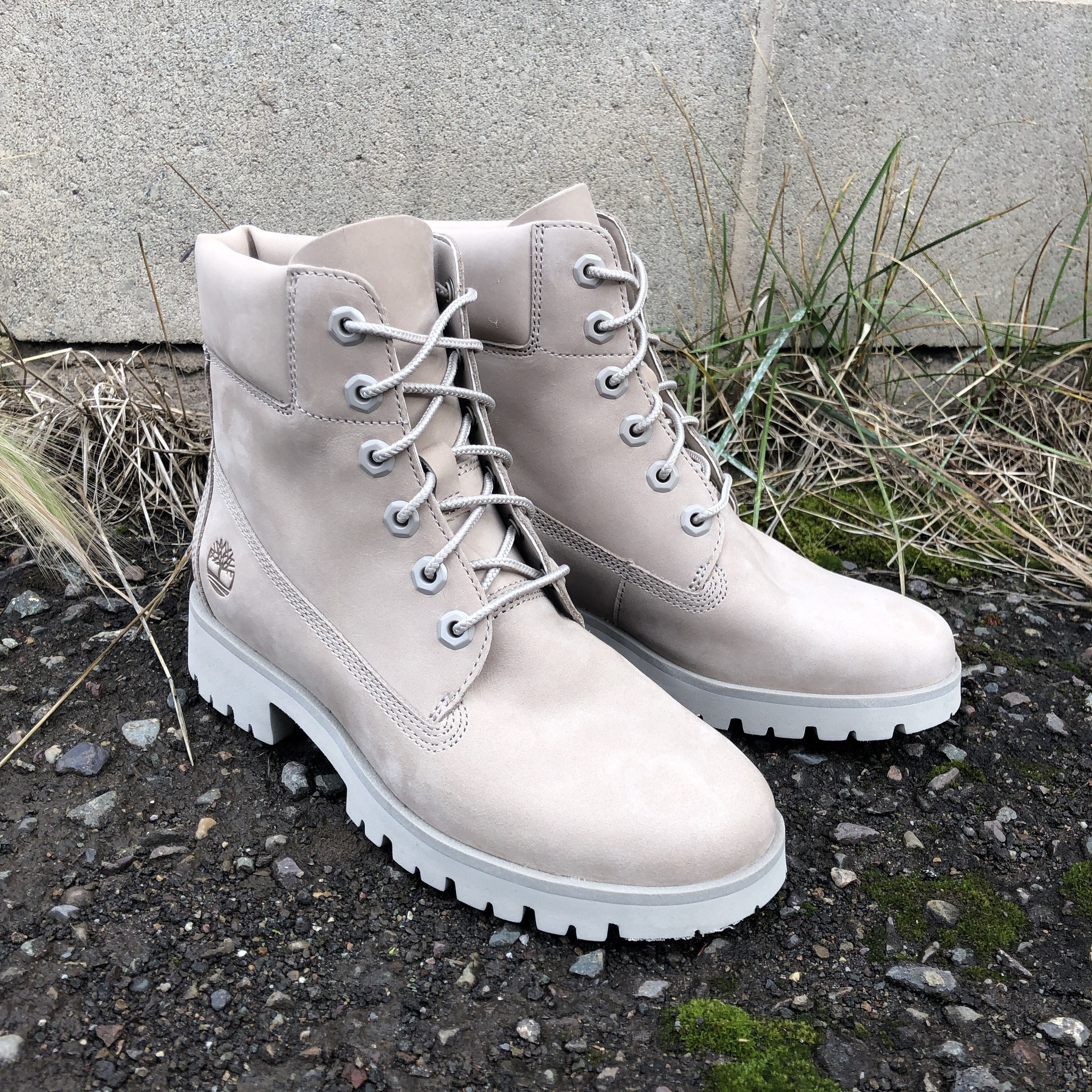 Timberland Classic Lite 6 inch Light Taupe