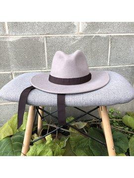 Canadian Hat Fernanda Felt Hat Taupe