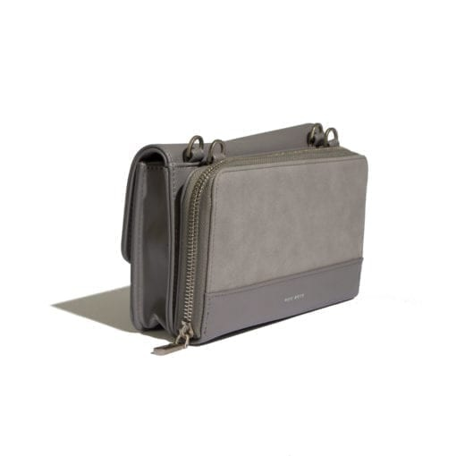 Jane 2 in 1 Wallet Purse Grey