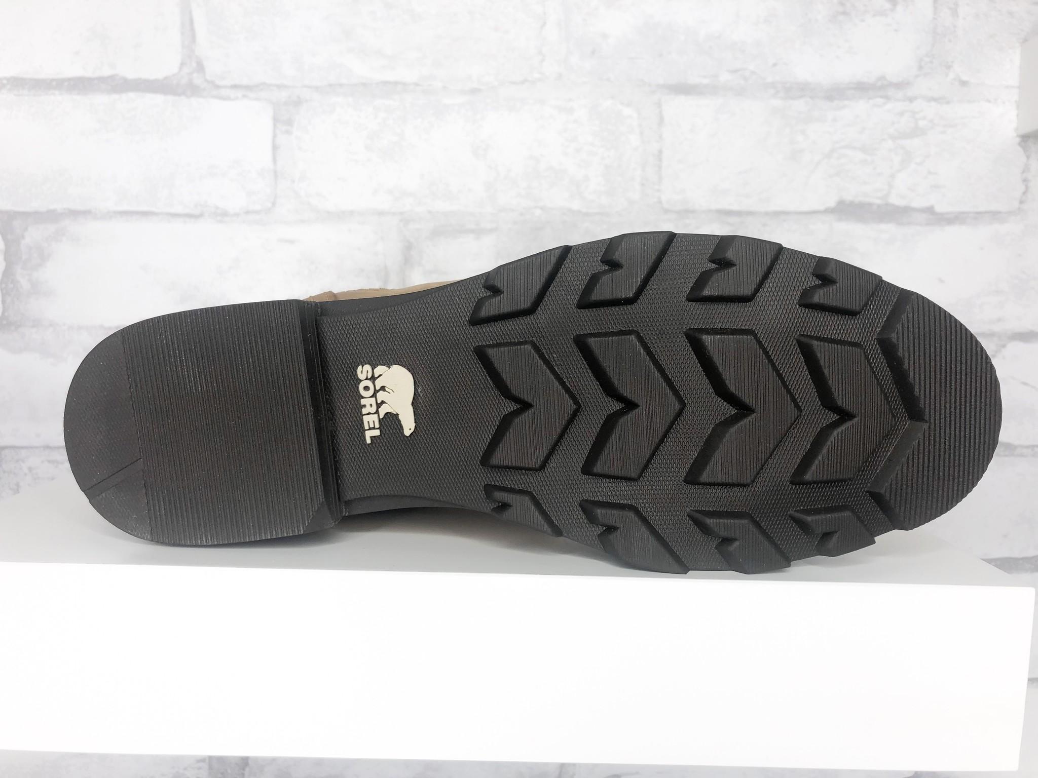Sorel Footwear Emelie Foldover Camel