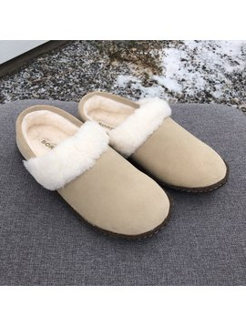 Sorel Footwear Nakiska Slipper II Tan