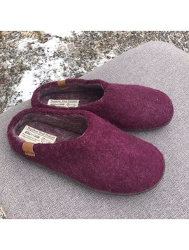 Tibet Slipper Purple