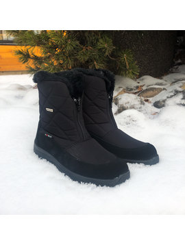 Attiba 799P/OC48 Black Winter Boot