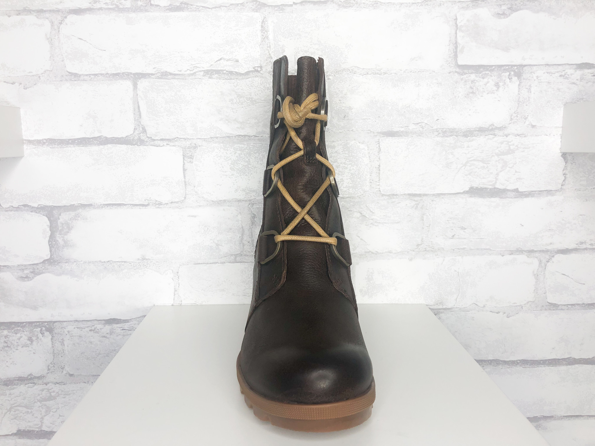 Sorel Footwear Joan of Arctic Wedge II Burro