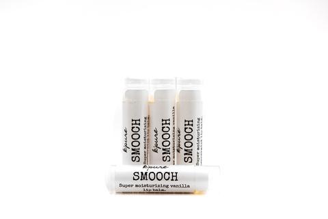 Smooch Lip Balm Vanilla or Peppermint