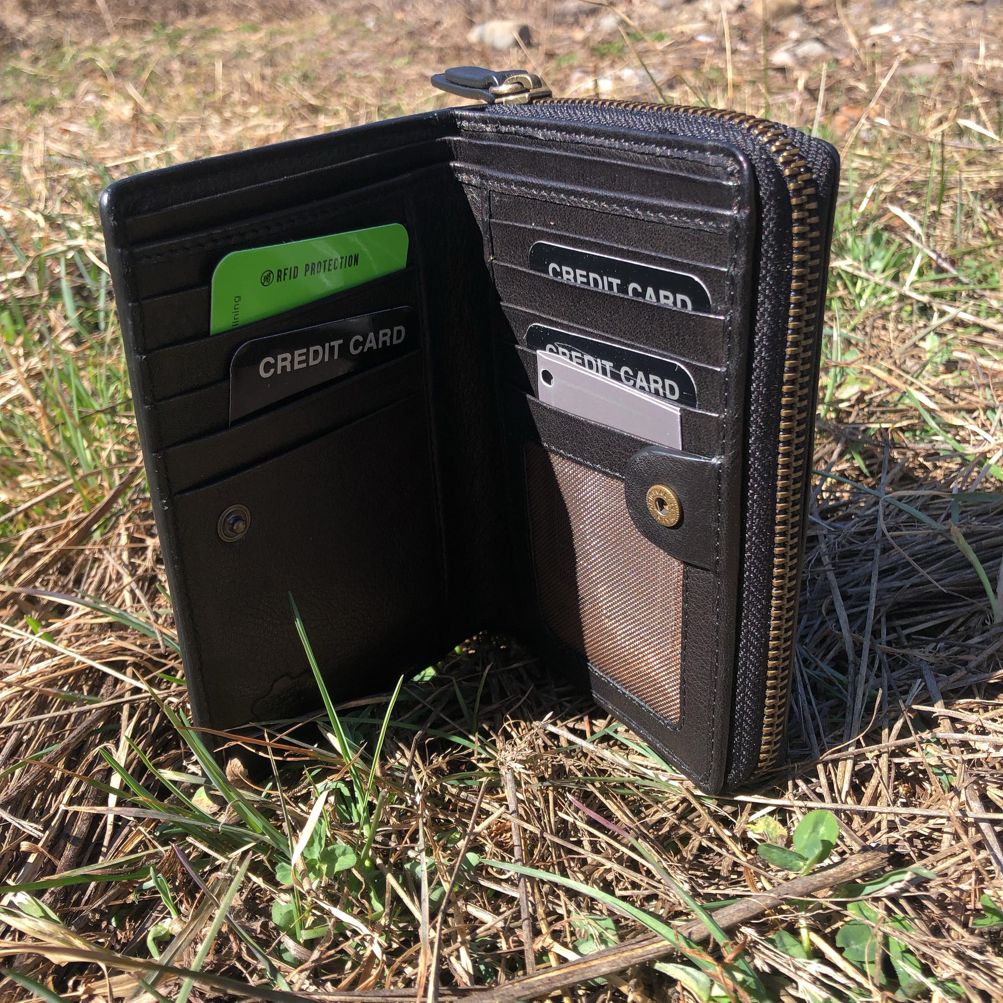 Wallet 3508305 Black
