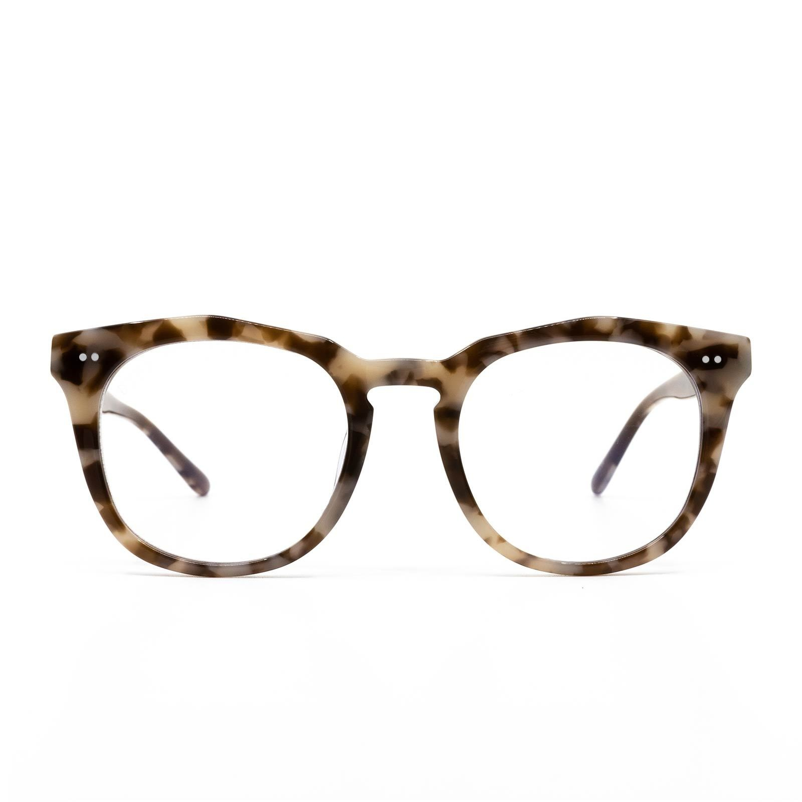 Blue Light Glasses Weston Mocha Tortoise