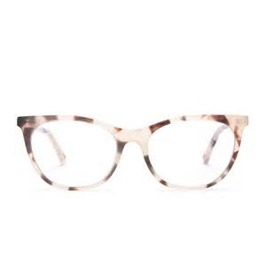Eyewear Blue Light Glasses Jade Cream Tortoise
