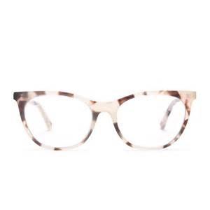 Eyewear Blue Light Glasses Jade Cream Tortoise
