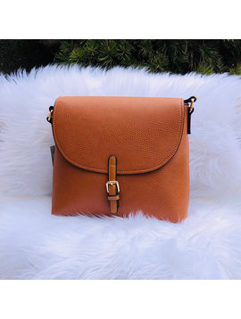 Lucia Crossbody Tan