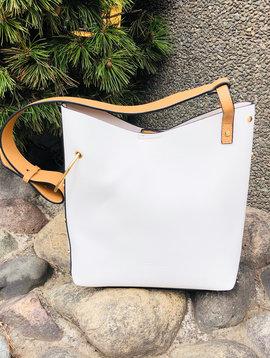 Lopez Handbag White