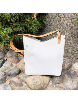 Lopez Handbag White
