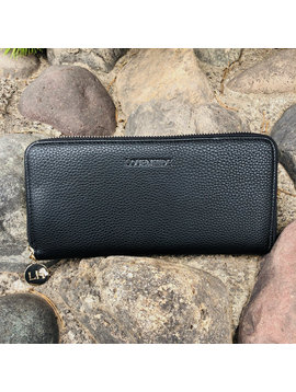 Isla Wallet Black
