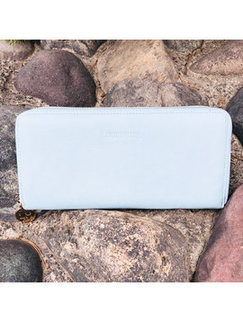 Isla Wallet Desert Dusty Blue