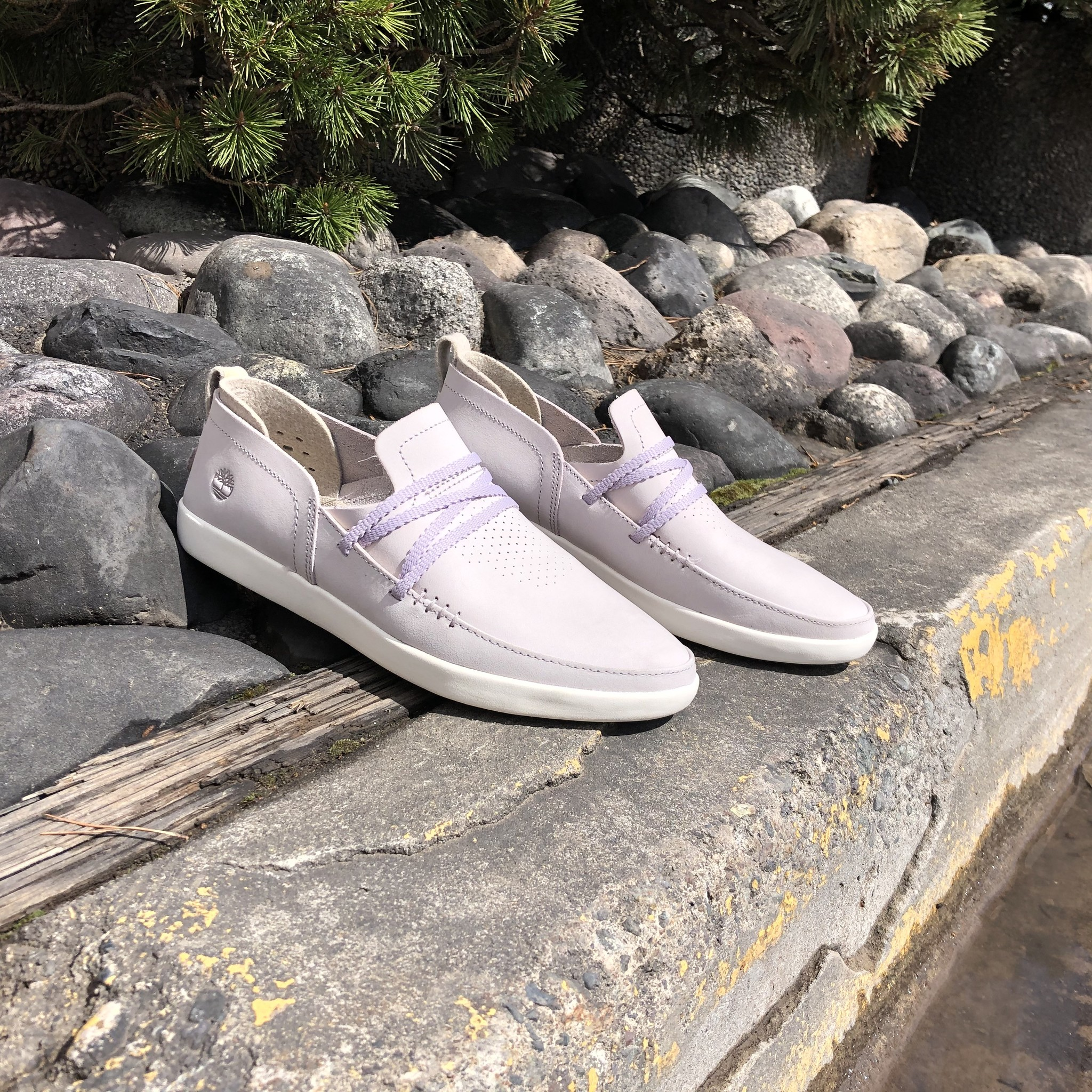 Timberland Project Better Slip-On Light Purple