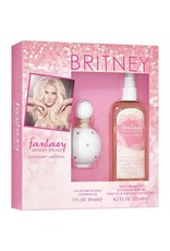 BRITNEY SPEARS BRITNEY SPEARS FANTASY INTIMATE EDITION 2pcs Set