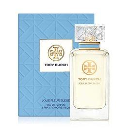 TORY BURCH TORY BURCH JOLIE FLEUR BLEUE