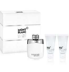 MONT BLANC MONT BLANC LEGEND SPIRIT 3pc Set