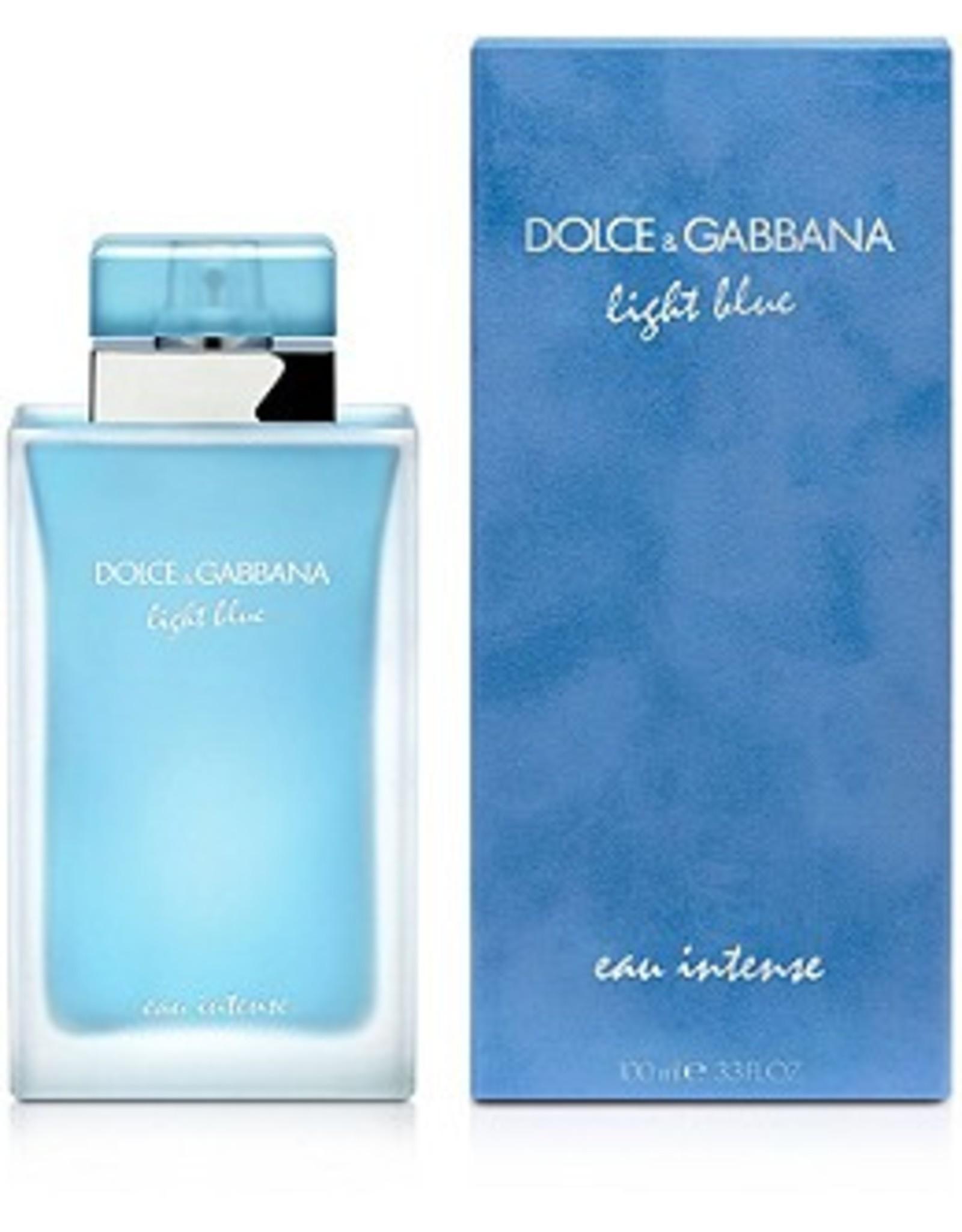 DOLCE & GABBANA DOLCE & GABBANA LIGHT BLUE EAU INTENSE