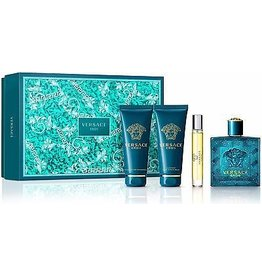 VERSACE VERSACE EROS 4pcs Set (10ml Mini)