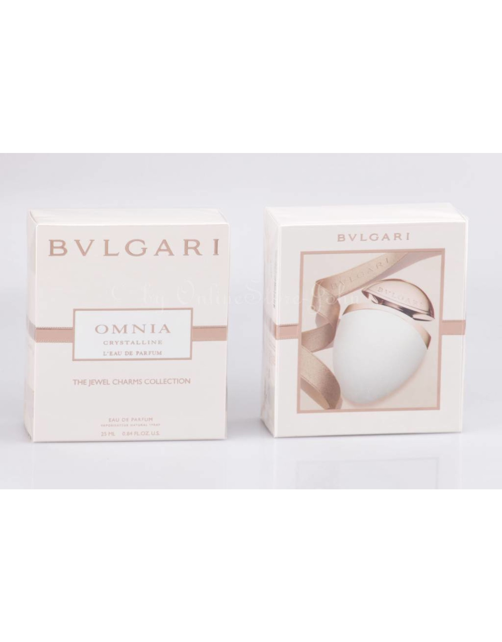 BVLGARI BVLGARI OMNIA CRYSTALINE THE JEWEL CHARMS COLLECTION