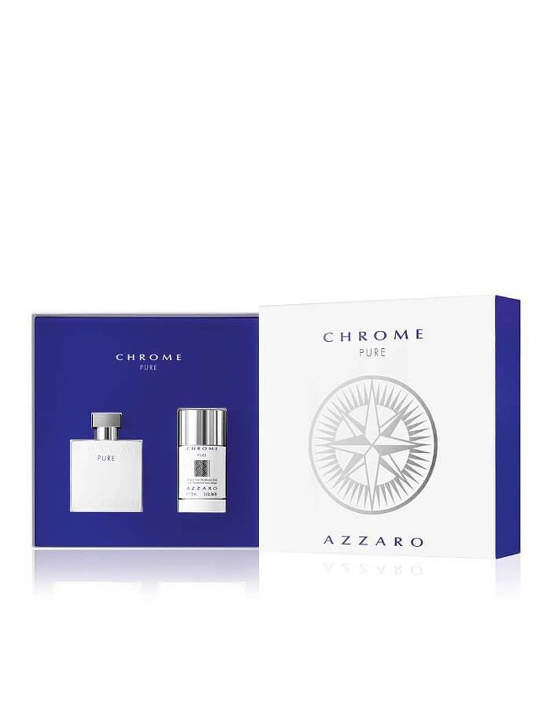 AZZARO AZZARO CHROME PURE 2pc Set