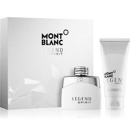 MONT BLANC MONT BLANC LEGEND SPIRIT 2pc Set (Shower Gel)