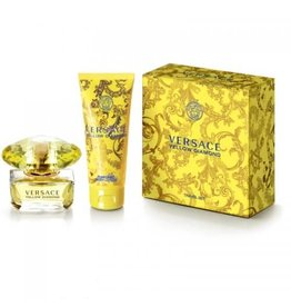 VERSACE VERSACE YELLOW DIAMOND 2pcs Set