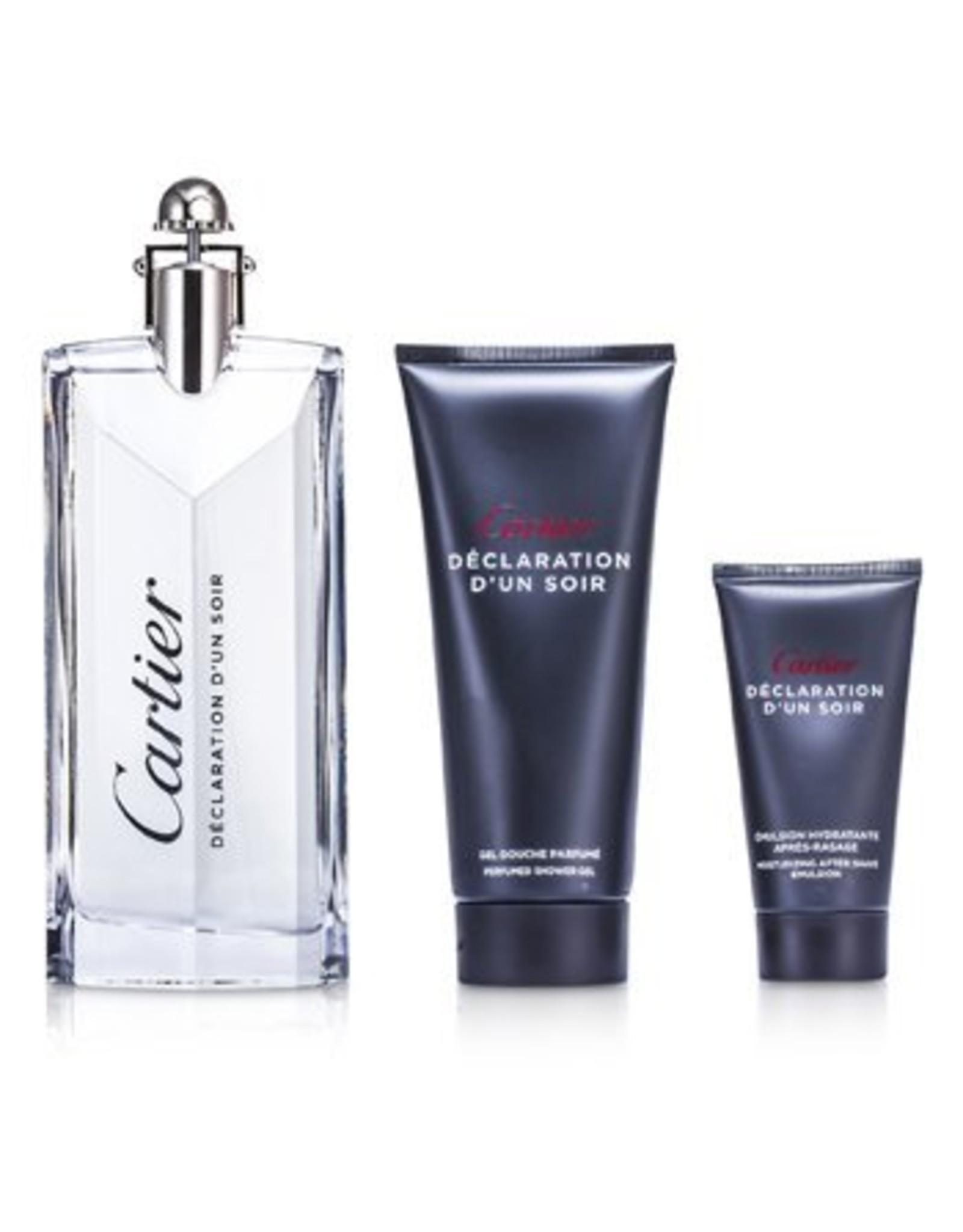 CARTIER CARTIER DECLARATION D'UN SOIR 3pcs Set