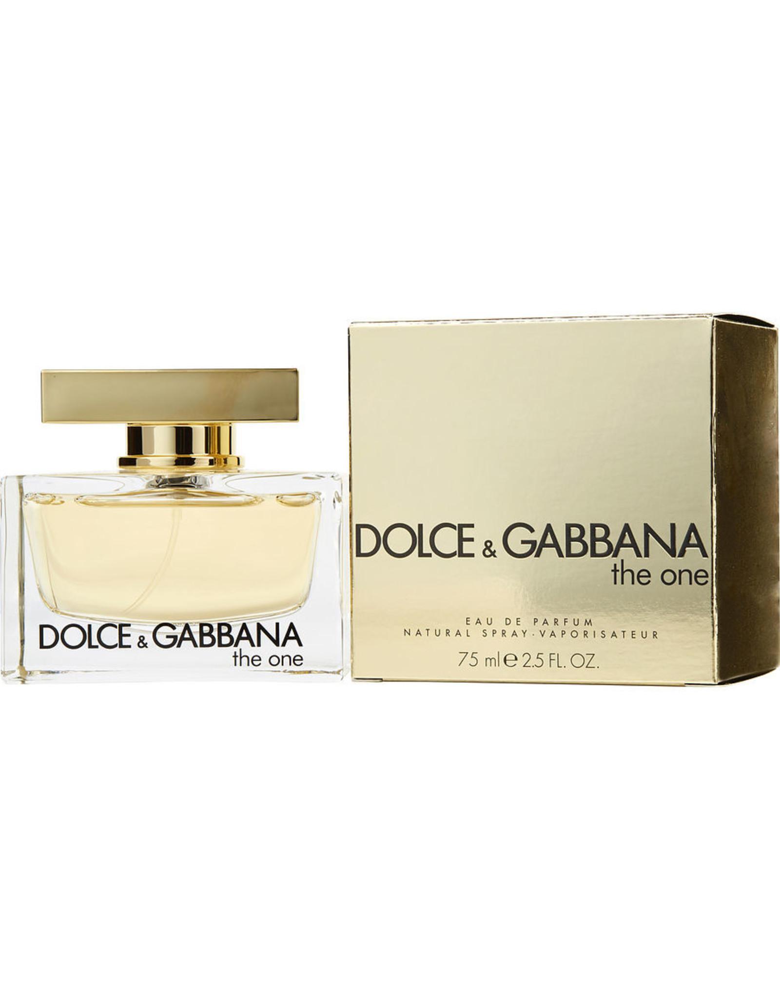 DOLCE & GABBANA DOLCE & GABBANA THE ONE (Femme)