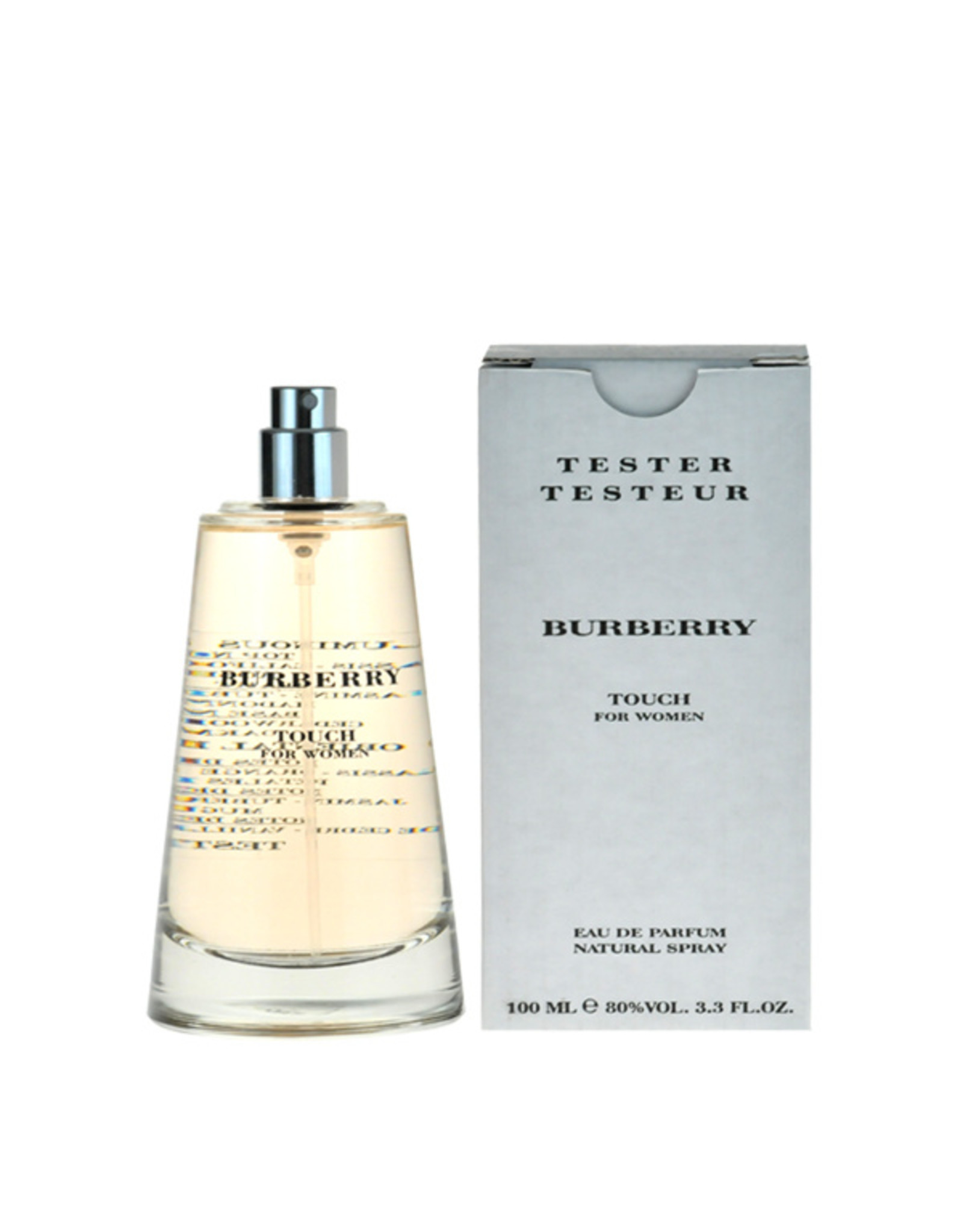 BURBERRY BURBERRY TOUCH POUR FEMME